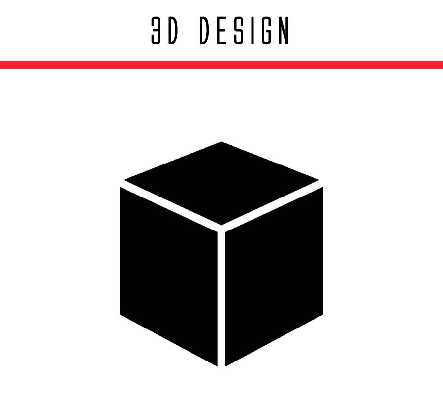 3D Design PNG