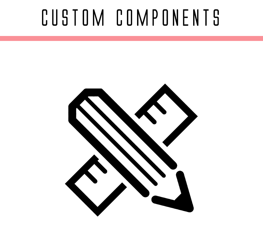 Custom Components PNG